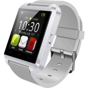 Worryfree Gadgets Bluetooth Smart Watch SMARTWATCH-WHITE