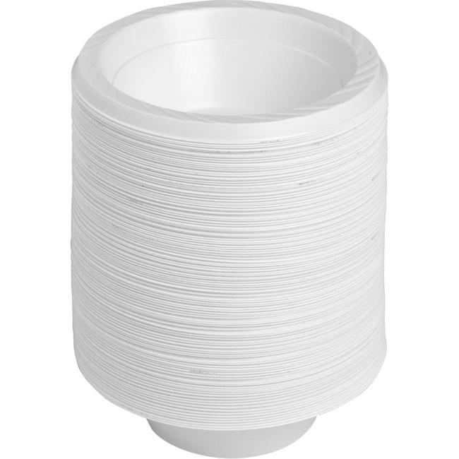 Genuine Joe Reusable Plastic Bowls 10424CT GJO10424CT