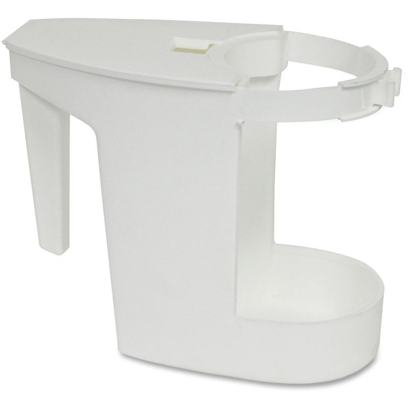 Genuine Joe Toilet Bowl Mop Caddy 85121CT GJO85121CT