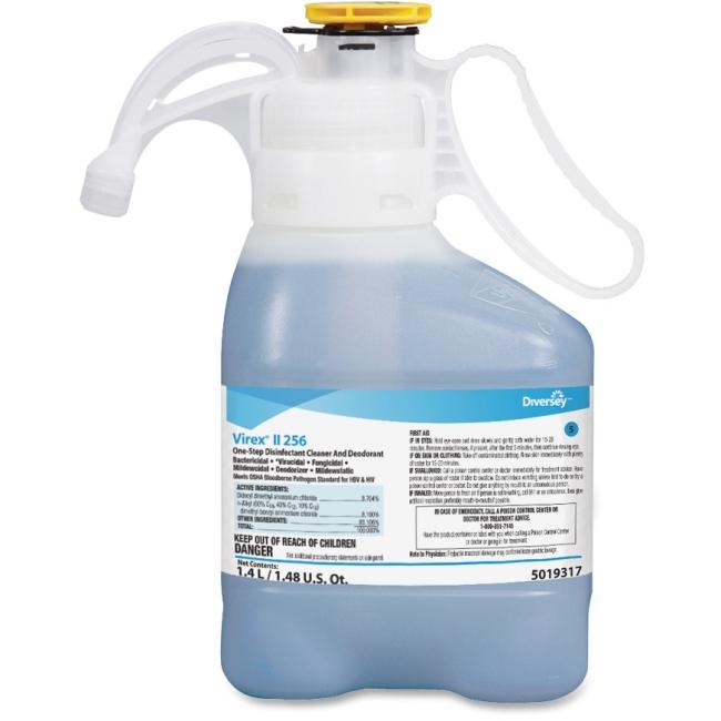 Virex II 256 Virex II 1-Step Disinfectant Cleaner 5019317CT DVO5019317CT