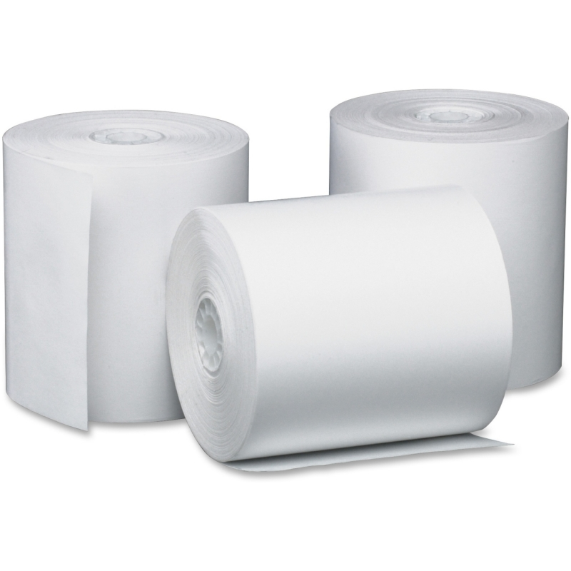 """Business Source 3-1/8"""" x 230' Thermal Roll 98100 BSN98100"""