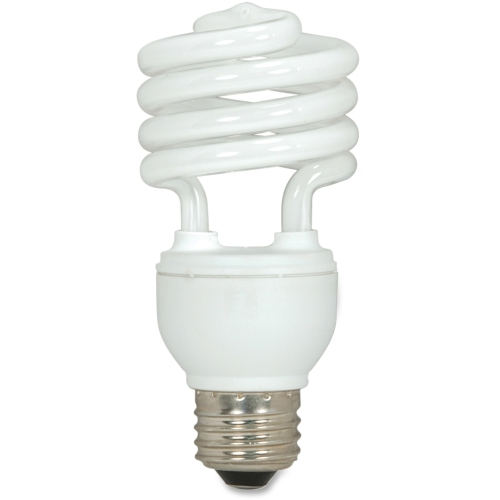 Satco 18-watt T2 Spiral CFL Bulb 3-pack S6271CT SDNS6271CT