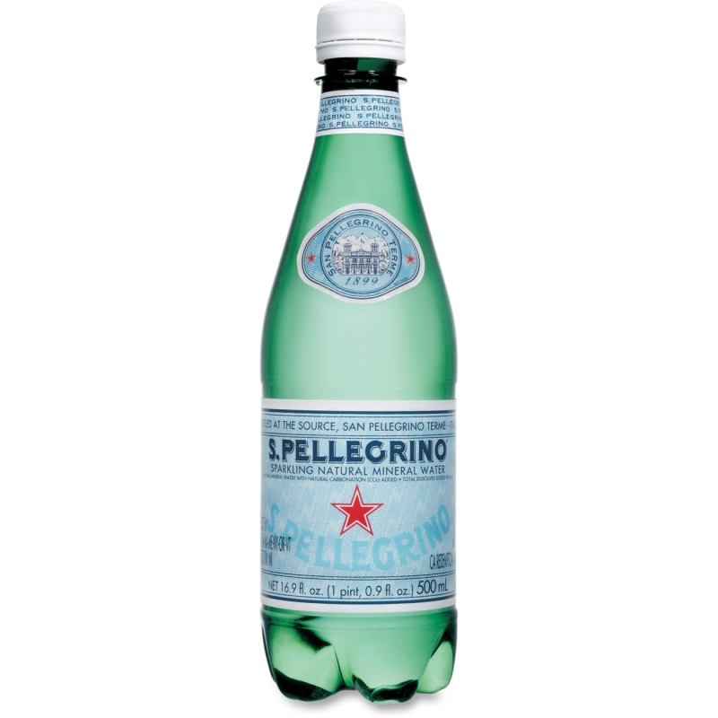 SanPellegrino Sparkling Nat. Mineral Water 041508734660 NLE041508734660