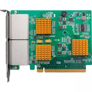 HighPoint RR - 16-Port External PCI-E 2.0 x16 RR2744 2744
