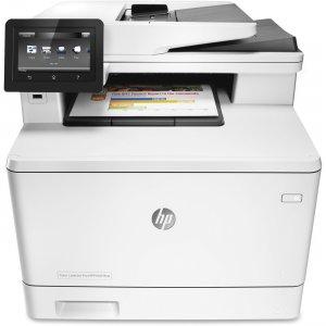 HP Color LaserJet Pro MFP CF378A M477fdn