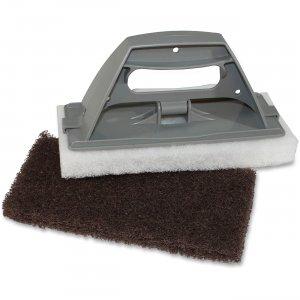 Genuine Joe Hand Scrubber Cleaning Pad Holder 20083CT GJO20083CT