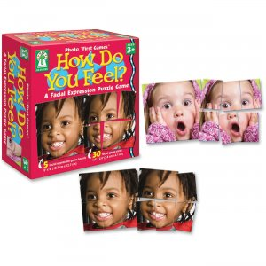 Carson-Dellosa How Do You Feel Board Game 842005 CDP842005