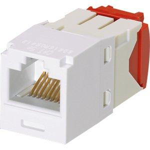 Panduit Mini-Com TX-5e Modular Insert CJ5E88TGWH