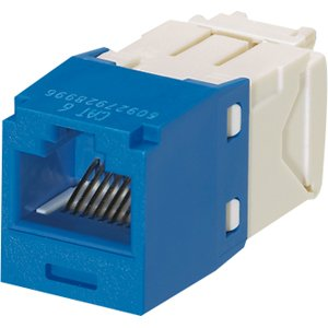 Panduit Mini-Com TX6 Plus Modular Insert CJ688TGBU-24