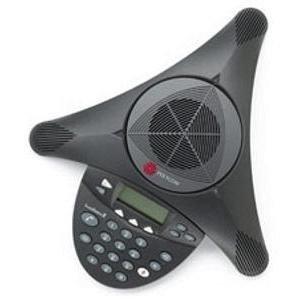Polycom SoundStation2 (Non expandable) Conference Phone 2200-16000-001