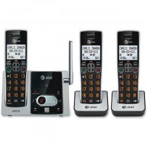 AT&T Trio Cordless Phone CL82313 ATTCL82313