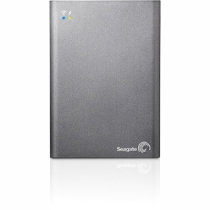 Seagate Wireless Plus 1TB Grey STCK1000101