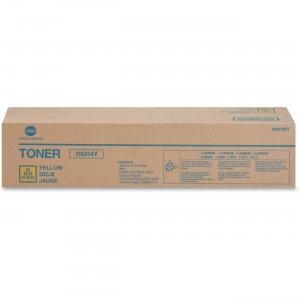 Konica Minolta Toner Cartridge TN314Y KNMTN314Y