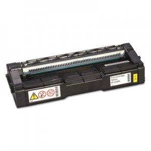 Ricoh 407542 Toner, 2,300 Page-Yield, Yellow RIC407542 407542