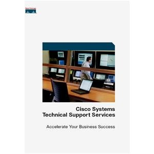 Cisco SMARTnet 1 Year - 24x7x4xHour - On-site - Maintenance - Parts and labor - Physical Service CON-OSP-2XOC12