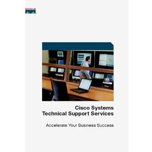 Cisco SMARTnet 1 Year - 8x5 Maintenance - Parts & Labor - Physical Service CON-OS-2821SRST