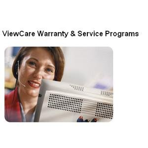 Viewsonic ViewCare Extended Warranties 1Year - Maintenance - Parts and labor - Physical Service LCD-EW-17-01