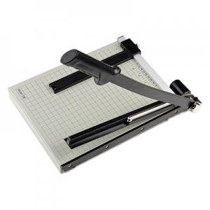 """Dahle Vantage Guillotine Paper Trimmer/Cutter, 15 Sheets, 12"""" Cut Length DAH12E 12E"""