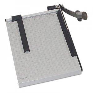 """Dahle Vantage Guillotine Paper Trimmer/Cutter, 15 Sheets, 18"""" Cut Length DAH18E 18E"""