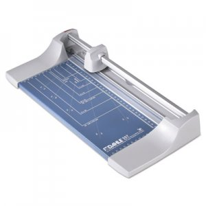 """Dahle Rolling/Rotary Paper Trimmer/Cutter, 7 Sheets, 12"""" Cut Length DAH507 507"""