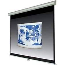 """Inland 100"""" Manual Projection Screen 5351"""