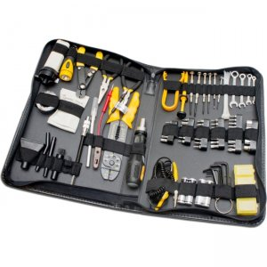 SYBA Multimedia 100 Piece Computer Technician Tool Kit SY-ACC65053