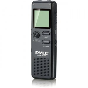 PyleHome 4GB Digital Voice Recorder PVR300