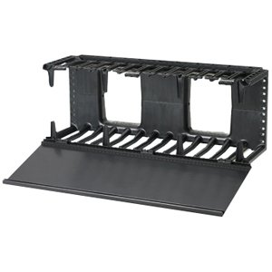 Panduit NetManager High Capacity Horizontal Cable Manager NMF4