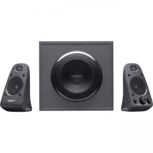 Logitech Speaker System with Subwoofer and Optical Input 980-001258 Z625