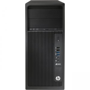 HP Z240 Tower Workstation X8G10UP#ABA