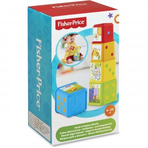 Fisher-Price Stack/Explore Blocks CDC52 FIPCDC52