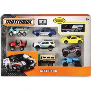 Matchbox Gift Pack Collectible Set X7111 MTTX7111