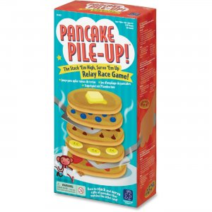 Educational Insights Pancake Pile-Up Relay Race Game 3025 EII3025