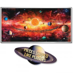 A Broader View 500-piece Solar System Puzzle 158A ABW158A