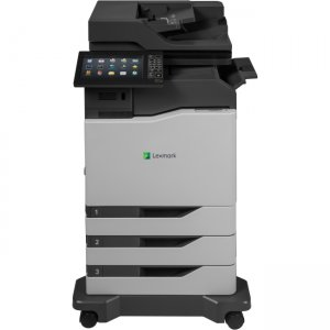 Lexmark Laser Multifunction Printer Government Compliant 42KT072 CX860dtfe
