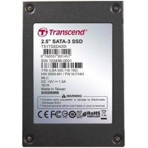 """Transcend 2.5"""" SATA III SSD TS1TSSD420K"""