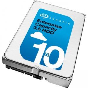 Seagate Enterprise Capacity 3.5 HDD (Helium) V6 10TB, 512e SATA Standard ST10000NM0086