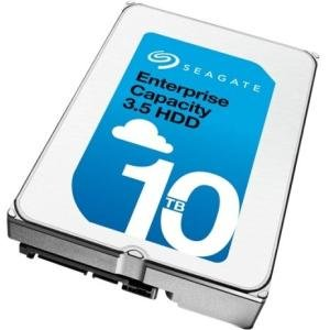 Seagate Enterprise Capacity 3.5 HDD (Helium) V6 10TB 4Kn SATA Standard ST10000NM0146