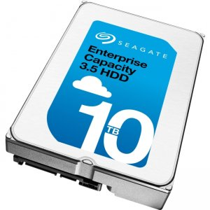 Seagate Enterprise Capacity 3.5 HDD (Helium) V6 10TB 4Kn SAS Standard ST10000NM0206-20PK ST10000NM0206