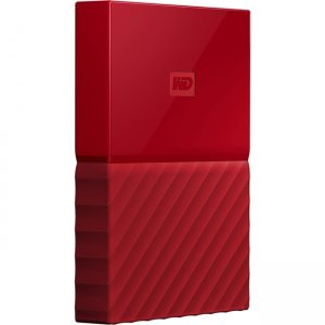 WD 4TB My Passport Portable Hard Drive WDBYFT0040BRD-WESN