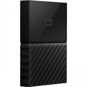 WD 4TB My Passport Portable Hard Drive WDBYFT0040BYL-WESN