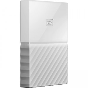 WD 2TB My Passport Portable Hard Drive WDBYFT0020BWT-WESN