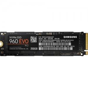 Samsung SSD 960 EVO NVMe M.2 250GB MZ-V6E250BW