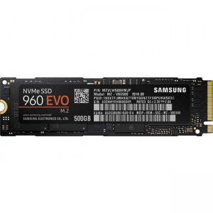 Samsung SSD 960 EVO NVMe M.2 500GB MZ-V6E500BW