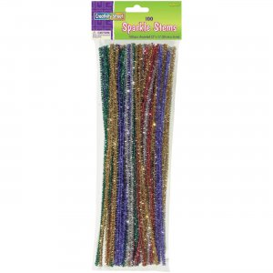Creativity Street Bendable Sparkle Stems AC711601 PACAC711601