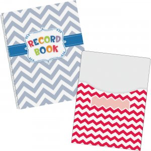 Creative Teaching Press Chevron Class Organizer Pk 8908 CTC8908