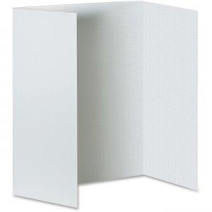 Pacon Tri-fold 48x36 Foam Presentation Board 3887 PAC3887