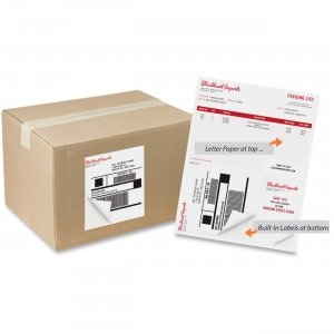 Sparco Integrated Label Form 99590 SPR99590