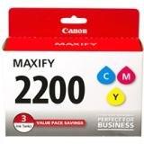Canon InK Cartridge 9304B005 PGI-2200 CMY
