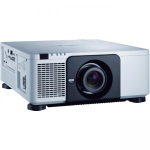 NEC Display 10,000-lumen Professional Installation Laser Projector NP-PX1004UL-WH